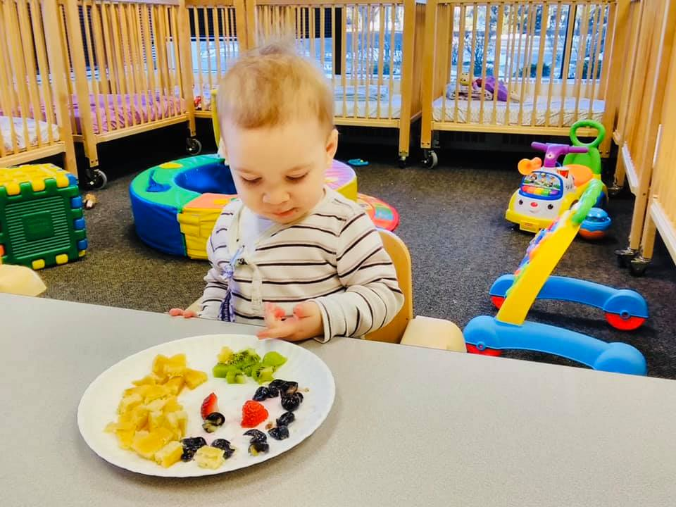 """featured image of blog titled """"Childcare Tips: How to Keep Your Child Safe from Food Allergies"""""""