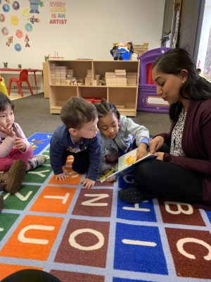 "featured image blog titled ""How to Prepare Your Child for Preschool Near Elmsford, New York?"""